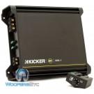 DX500.1 - Kicker Monoblock Class D DX Series Amplifier