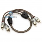 UTPF-1.5 - Memphis 1.5' Ultra Twisted Interconnect RCA Cable