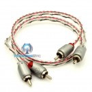 ETP-1.5 - Memphis 1.5' 2-Channel Ultra Twisted Interconnect RCA Cable