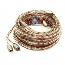 ETP-25 - Memphis 25' 2-Channel Twisted Interconnect Audio RCA Cable