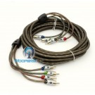 UTPF-21.4 - Memphis 21' 4-Channel Ultra Twisted Interconnect RCA Cable