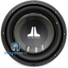 "10W1V3-4 - JL Audio 10"" Single 4-Ohm W1v3 Series Subwoofer"