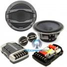 "HSK-165.4 - Hertz 6.5"" 250W Peak 2-Way Component Speaker System"