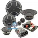 "ESK-163L.5 - Hertz 6.5"" 375W Peak 3-Way Component Speaker System"