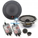 "P165-V15 - Focal 6.5"" 140 Watts 2-Way Component Speakers System"