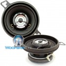 "DCX 87.3 - Hertz 3"" 2-Way 60W RMS DIECI Series Coaxial Speakers"