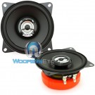 "DCX 100.3 - Hertz 4"" 2-Way 60W RMS DIECI Series Coaxial Speakers"