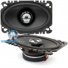 "DCX 460.3 - Hertz 4"" x 6"" 2-Way 80W RMS DIECI Series Coaxial Speakers"