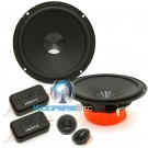 "DSK 165.3 - Hertz 6.5"" 2-Way 80W RMS DIECI Series Component Speakers System"