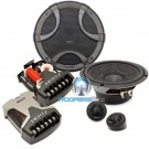 "ESK-165L.5 - Hertz 6.5"" 300W Peak 2-Way Bass Heavy Component Speaker System"