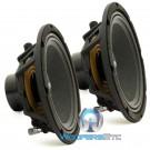 """Sundown Audio NEOPRO 8 V2 8"""" 200 Watt 4-Ohm Midrange Speakers (Pair)"""