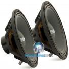 "Pair of Sundown Audio NeoPro 10 V2 4 10"" 300W 4-Ohm Midrange Speakers"