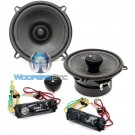 "CL-51CV - CDT Audio 5.25"" 150W RMS 2-Way Convertible Component Speakers System"