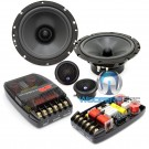 """CL-61 - CDT Audio 6.5"""" 160W RMS 2-Way Component Speakers System"""
