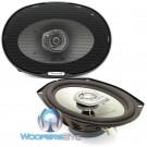 "SXE-6925S - Alpine 6"" x 9"" 280W Max 2-Way Coaxial Speakers"