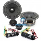 "HD-320 - CDT Audio 3"" 100W RMS 2-Way Component Speakers System"