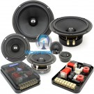 "ES-632i - CDT Audio 6.5"" / 3"" 230W RMS 3-Way Component Speakers System"