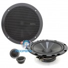 "R1675-S - Rockford Fosgate 6.75"" 80W RMS PRIME Series 2-Way Component Speakers System"