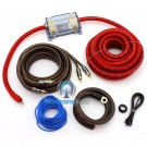 EK35 - Focal 2 AWG Elite Series Amplifier Wiring Kit 100% Oxygen Free Copper (OFC)