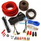 PK21 - Focal 4 AWG Performance Series Power Amplifier Wiring Kit