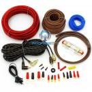 PK8 - Focal 8 AWG Performance Series Power Amplifier Wiring Kit