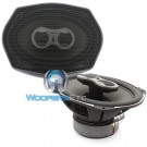 """Focal PC 710 7"""" x 10"""" 100W RMS Performance Series 3-Way Coaxial Speakers"""