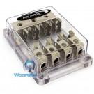 BLOCKA4 - Scosche Core AGU Fuse Block 4 Position