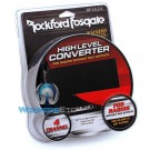 RF-HLC4 - Rockford Fosgate 4-Channel Hi-to-Low Level Converter