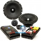 "Hybrid-65 - CDT Audio 6.5"" 4-Ohm 2-Way Component Speakers System"