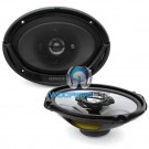 "KFC-6965S - Kenwood 6"" x 9"" 45W RMS 3-Way Coaxial Speakers"