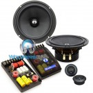 "ES-62E - CDT Audio 6.5"" 2-Way Essence Series Component Speakers System"