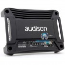 SR 1D - Audison Monoblock 640W RMS Power Amplifier with Crossover