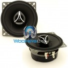 "ECX-100.5 - Hertz 4"" 60W RMS 2-Way Energy Series Coaxial Speakers"