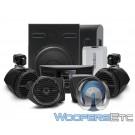 Rockford Fosgate YXZ-STAGE4  Upgrade Kit For Select Yamaha YXZ Models