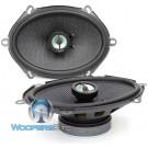 """570CA1 - 5 x 7"""" 2-Way Coaxial Car Speakers"""