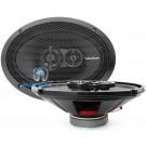 "R169X3 - Rockford Fosgate 6x9"" 3-Way Prime Series Coaxial Speakers"