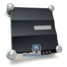 Precision Power A400.4D ATOM Series 800W Power 4 Channel Amplifier