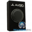 "ACP108LG-W3V3 - JL Audio 8"" 8W3V3 Subwoofer Loaded Enclosure with Amplifier"