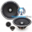 "Gladen AEROSPACE 165.2 ACTIVE 6.5"" 2-Way Aerospace Line Component Speakers System"
