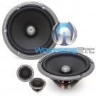 "Gladen AEROSPACE 165.2 ACTIVE 6.5"" 2-Way Aerospace Line Component Speakers System"