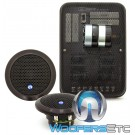 """CDT Audio AF-256/02BL 2"""" Accent Fill System Mid-Tweeter Speakers"""