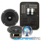 "CDT Audio AF-256/3 3"" Accent Fill System Speakers"