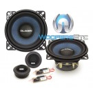 "Gladen ALPHA 100 4"" 55W RMS Component Speakers System"