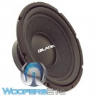 "Gladen ALPHA 10 10"" 150W RMS 4-Ohm Subwoofer"