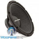 "Gladen ALPHA 12 12"" 250W RMS 4-Ohm Subwoofer"