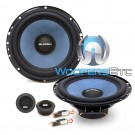 """Gladen ALPHA 165 6.5"""" 75W RMS Component Speakers System"""
