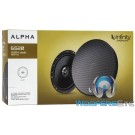 "Infinity Alpha 6520 6.5"" 40W RMS 2-Way Alpha Series Coaxial Speakers"