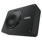 "Audison APBX10S4S Loaded Enclosure 10"" 800W Subwoofer Bass 4 Ohm Speaker"