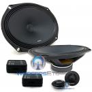 "Audison - APK690 Prima 6x9"" 100W 2-Way System Component Speakers"