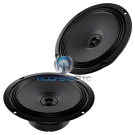 "Audison APX6.5 Prima 6.5"" Coaxial 210W 2 Way 4 Ohm Speakers"